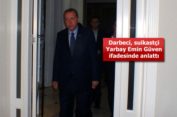 Cumhurbaşkanı'na suikast planları Külliye'de yapılmış!