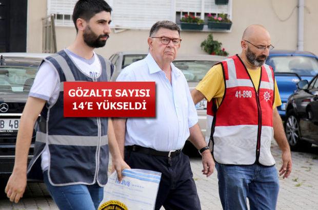 Zaman Gazetesi'nin eski yönetici ve yazarlarına FETÖ operasyonu