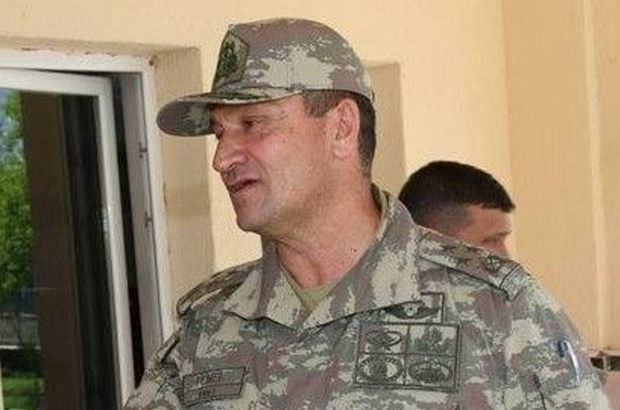 2. Ordu Komutanı Org. Adem Huduti yerine Korg. İsmail Metin atandı