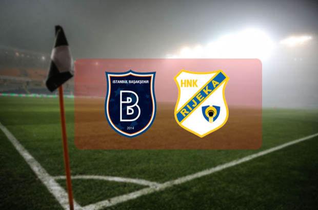 M.Başakşehir Rijeka maçı hangi kanalda, saat kaçta? Muhtemel 11'ler