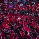 Demokrasi Nöbeti 13. gününde