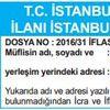 T.C. İSTANBUL ANADOLU 3. İCRA DAİRESİ TASFİYE T...
