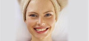 Her cilde uygun doğal yüz maskesi!