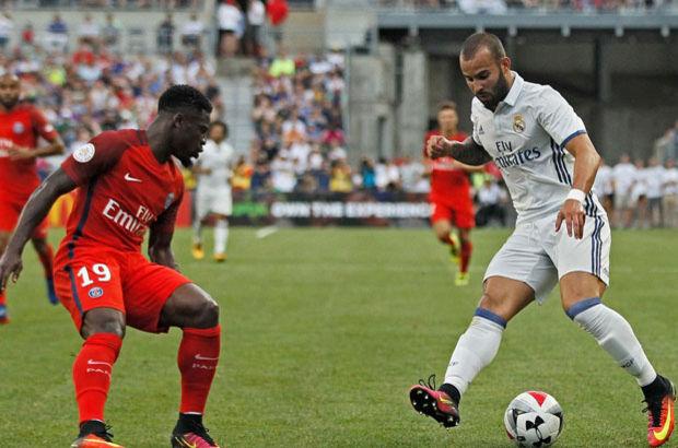 Real Madrid: 1 - PSG: 3 goller