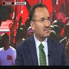 Adalet Bakanı Bozdağ HABERTÜRK TV'ye konuşuyor