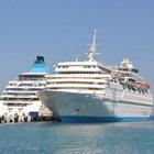 Kruvaziyer turizmle gelen turist sayısı 27 bin 487 oldu