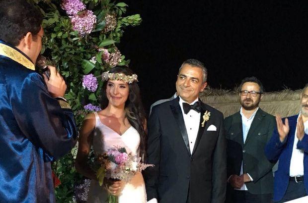 Medya dünyası bu düğünde buluştu