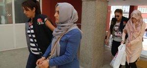 """İzmit'te FETÖ elebaşı Fethullah Gülen'in akrabası """"abla"""" evleri boşaltırken yakalandı"""