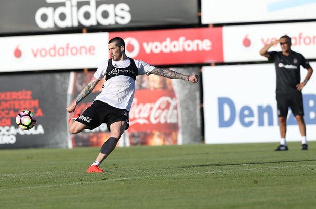 Beşiktaş'ta Jose Sosa seferberliği