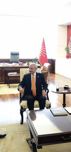 CHP Lideri Kılıçdaroğlu Ankara'da temaslarda bulundu