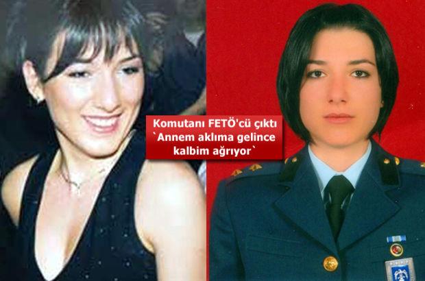 Ordudan atılınca intihar eden Üsteğmen Nazlıgül'ün komutanı FETÖ'cü çıktı