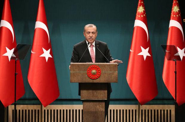 Erdoğan'dan 'MİT ve Genelkurmay Cumhurbaşkanlığı'na bağlansın' önerisi