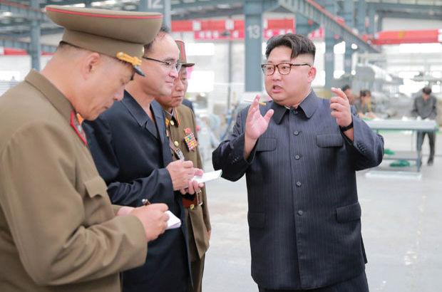 Kuzey Kore'den ABD'ye suçlama