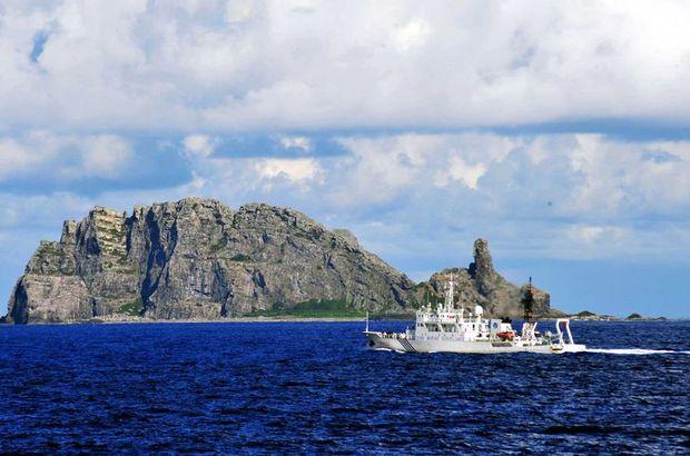 Çin'den Japonya'ya 'Güney Çin Denizi' uyarısı