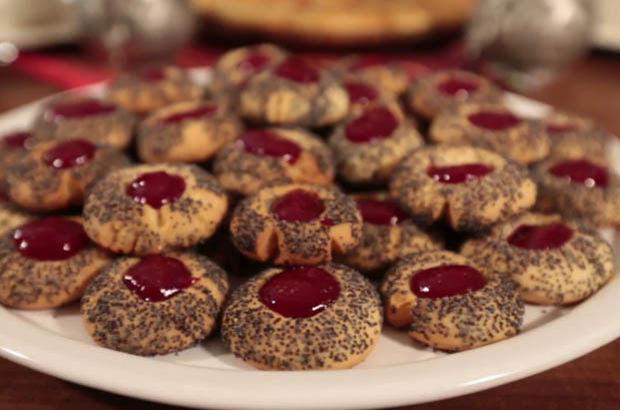 Kızılcık Marmelatli Kurabiye nasıl yapılır?