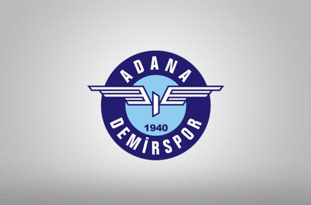 Adana Demirspor'da ayrılık