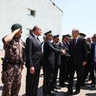 Cumhurbaşkanı Özel Harekatı ziyaret etti