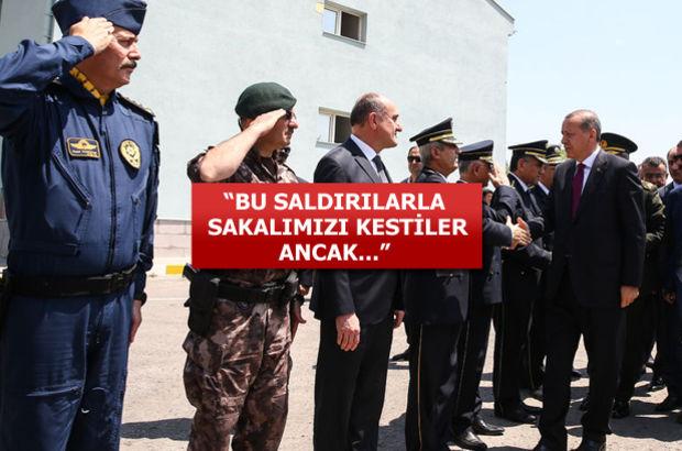 Erdoğan'dan ABD'li generale: Sen kimsin, haddini bil!