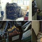 Darbe girişiminin silahları tasnif ediliyor