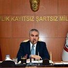 Uşak Valisi Okur: Kamuda görevli 643 kişi açığa alındı
