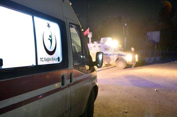 Şırnak'ta çatışma: 1 asker ağır yaralı