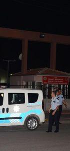 Konya E Tipi Kapalı Cezaevi'nde yangın