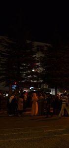 Konya'da kına gecesinde yangın paniği