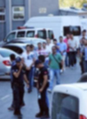 750 er tahliye edildi