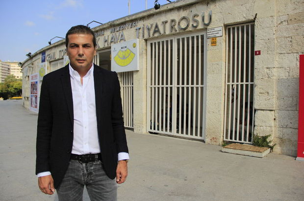 Pera Event'in sahibi Mehmet Kaya Habertürk'e konuştu