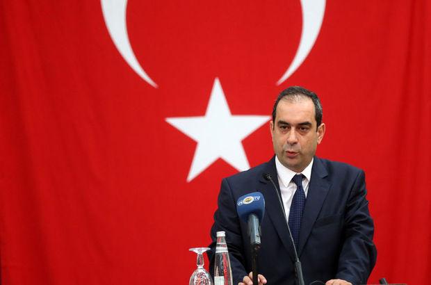 Fenerbahçe Kulübü Asbaşkanı Şekip Mosturoğlu: