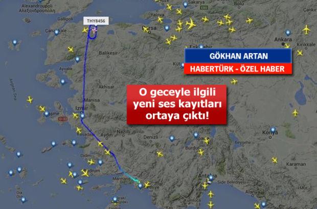 Kule'den Cumhurbaşkanı'nın uçağına: Tamamen kontrolsüz bir durum var