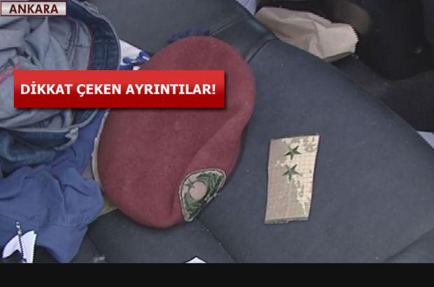 Darbecilerin kullandığı araçlar Ankara Emniyeti'nin otoparkında!