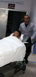 Aksaray'da kanlı kavga: 9 yaralı