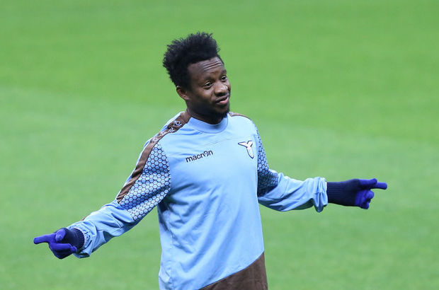 Ogenye Onazi, Lazio'ya rest çekti