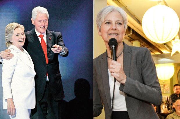 Ayşe Özek Karasu  Jill Stein
