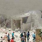 Rus ve Suriye uçakları doğumevini bombaladı