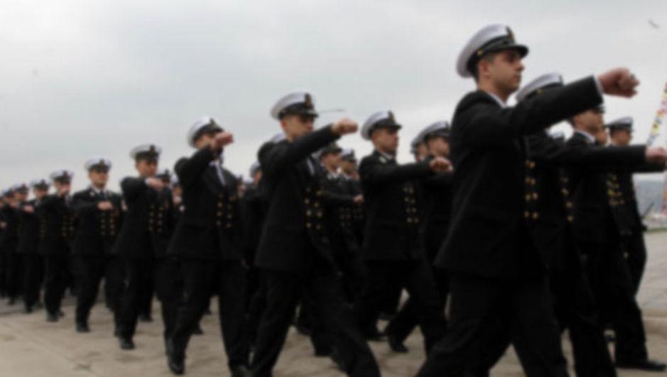 Askeri lise öğrenci