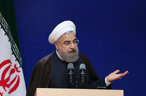 Ruhani, İran