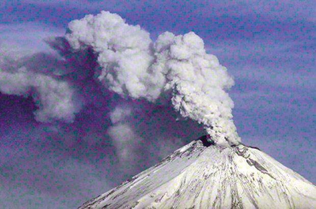 Popocatepetl Yanardağı ( El Popo)