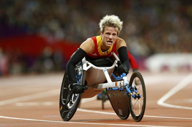 Marieke Vervoort Rio Olimpiyat Oyunları