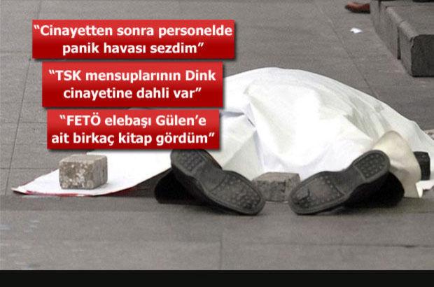 Hrant Dink, Yusuf Bozca