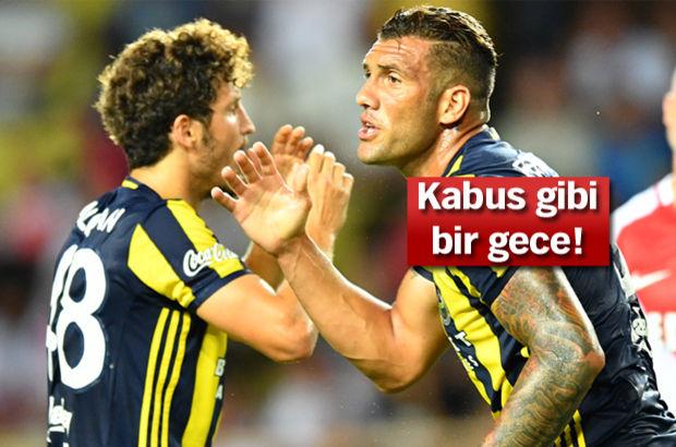 Monaco - Fenerbahçe
