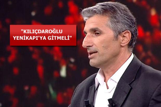 Nedim Şener - Cumhurbaşkanı Erdoğan