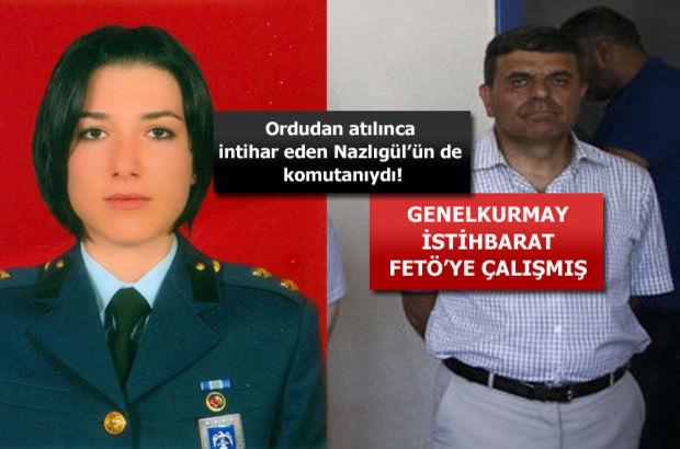 Genelkurmay İstihbarat Daire Başkanı Korgeneral Mustafa Özsoy