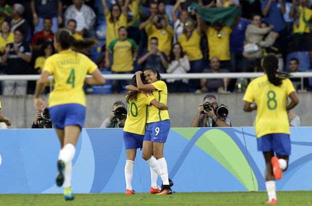 Brezilya Rio Olimpiyat Oyunları