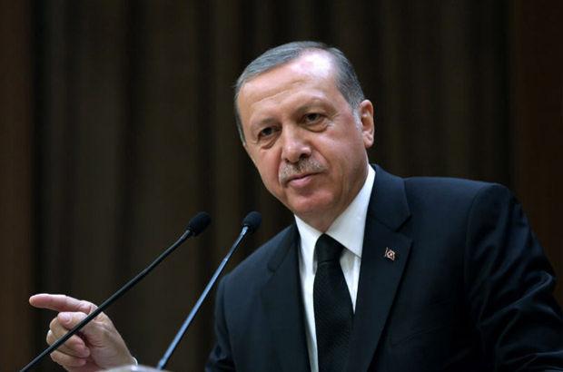 Cumhurbaşkanı Tayyip Erdoğan, ABD