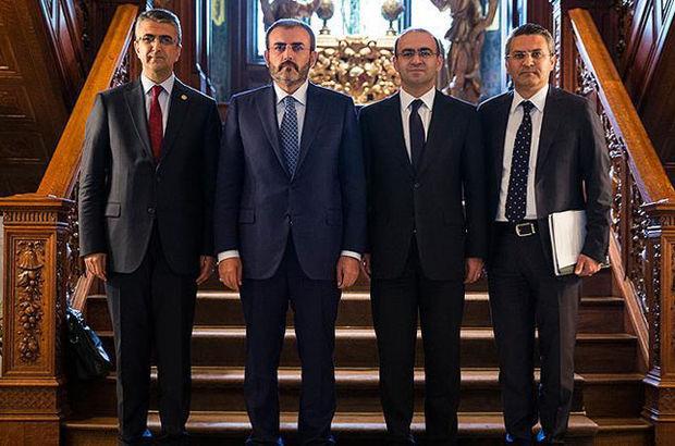ABD'de Türk heyetinden kritik ziyaret