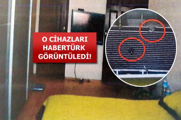 FETÖ/PDY kumpas çetesi hoparlöre kamera koymuş!