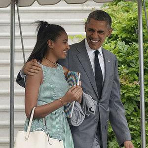 Obama'nın kızı deniz ürünleri restoranında kasiyer oldu