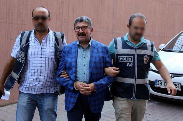 Hacı Boydak FETÖ operasyonu kapsamında tutuklandı!